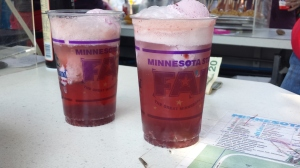 State Fair Lingonberry Floats