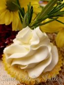 Lemon Thyme Cupcakes