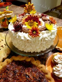 Thanksgiving pies, cakes and cookies!